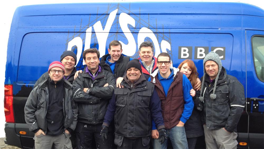 DIY SOS team