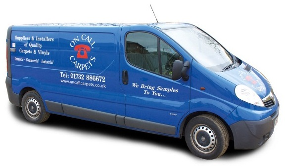 Commercial carpets | Domestic carpets | Kent & South East | On Call Carpets