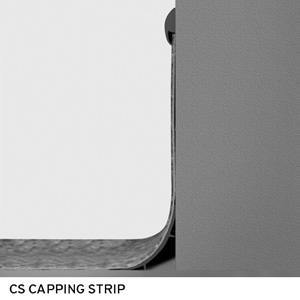 safety flooring - cs capping strip
