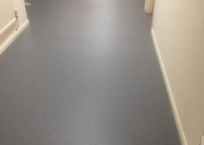 Altro Vinyl fitted to Medical Centre