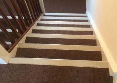 Commercial stairs Nosing